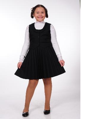 Красивые школьные блузки на 11 л 31